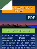 UTILIDAD Y TEORIA_DEL_CONSUMIDOR_IMICROECONOMIA UPT 2019 (1) (3).pptx