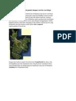Peta Klas Kedalaman Laut Pesisir Dengan ArcGis