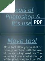Tools of  photoshop