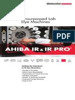 AhibaIR IRPro Leaflet En