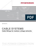 Cable Systems Pfisterer