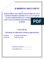 BIDDING DOC FOR BILLING UNDER DDUGJY
