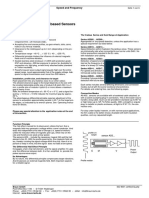 Braun Hallprobe a5s Series Data Sheet