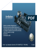 Arduino 2 Parte