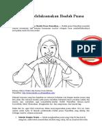 10 Hikmah Melaksanakan Ibadah Puasa Ramadhan