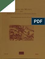 Revista do Museu de Arqueologia e Etnologia USP