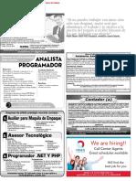Bolsa de Trabajo 6 Julio 2015 - General - Interior - Pag 22