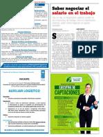 Bolsa de Trabajo 6 Julio 2015 - General -