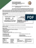 Programa Antropología Médica