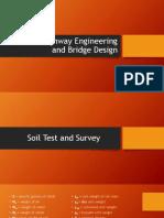 CE 8 Highway Engineering and Bridge Design #3