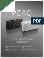 Vdocuments.mx Portable Bluetooth Speaker Ppa80bt Bw Peaq Portable Bluetooth Speaker Ppa80bt Bw