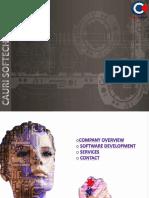 Cauri Softech Pvt Ltd India | company Introduction