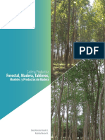 Cadena Productiva Forestal