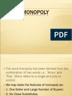 monolpoly