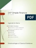 SAP Simple Finance-Unit1.pptx
