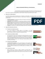 SESION 1.-Cables de Alimentación Eléctrica y Comunicaciones