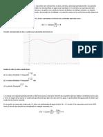 Física y Su Matemática (Exámen)