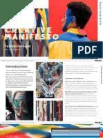 Men s Textiles Forecast S S 19 Creative Manifesto