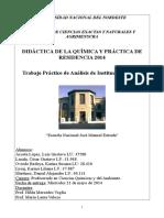 INFORME TP Análisis Institucional (Terminado)