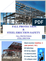 Fall Protection and Steel Erection Safety