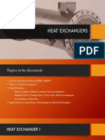 heat exchanger ppt