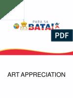 Art Appreciation Unit 1