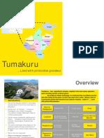 Tumkuru District Policies