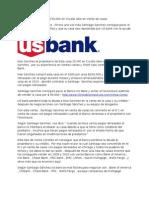 US Bank Pierde 150,000 en Crystal Lake