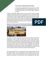 China Valve Industries Market Report 2019-2023