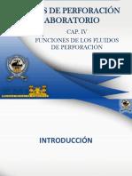 Fluidos de Perforación Funciones y Equipos