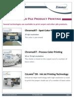 Carpet Printing Technologies ENG