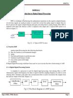 DSP Algorithm and Architecture.pdf