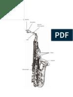 saxofone method
