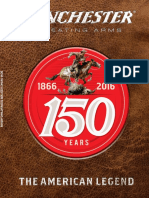 2016 Winchester Repeating Arms Catalog