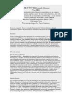 Una propuesta del uso de graficadores HP para el futuro profesor de matematica, en red