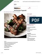 Glazed Pork Ribs