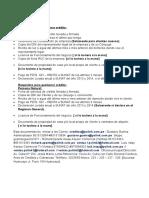Requisitos Para Solicitar Credito_persona Juridica