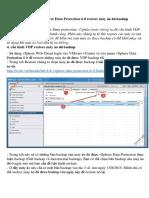 [lab 8.9]Hướng dẫn cấu hình vSphere Data Protection 6.docx