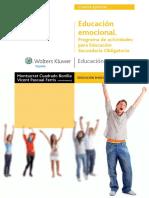 Educacion emocional. Programa de actividades para Educación Secundaria Obligatoria. Wolters Kluwer (1).pdf