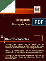 Termodinámica introducción