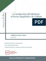 La traducción del idiolecto de Gollum.pdf