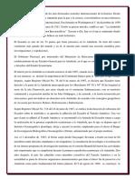 El Tratado Antártico Ecuatoriano
