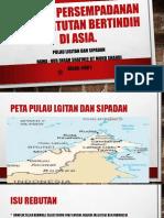 Konflik Persempadanan Dan Tuntutan Bertindih Di Asia