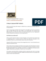 3 Ways to Expose MTBF Problems