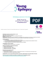 KS2 Epilepsy Awareness and First Aid Lesson Plan