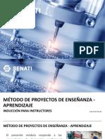 Ppt Método de Proyectos de E-A