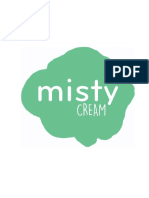 Plan de Saneamiento Misty Cream