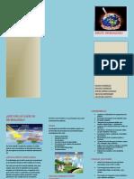 Brochure Efecto Invernadero