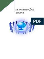 grupos e instituições sociais