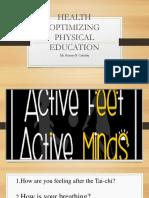coomon movement Powerpoint